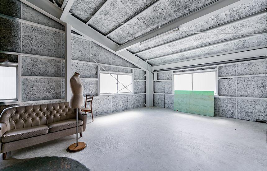 北岡崎倉庫スペース