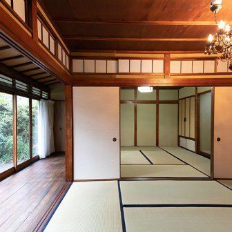 昭和区古民家スタジオ
