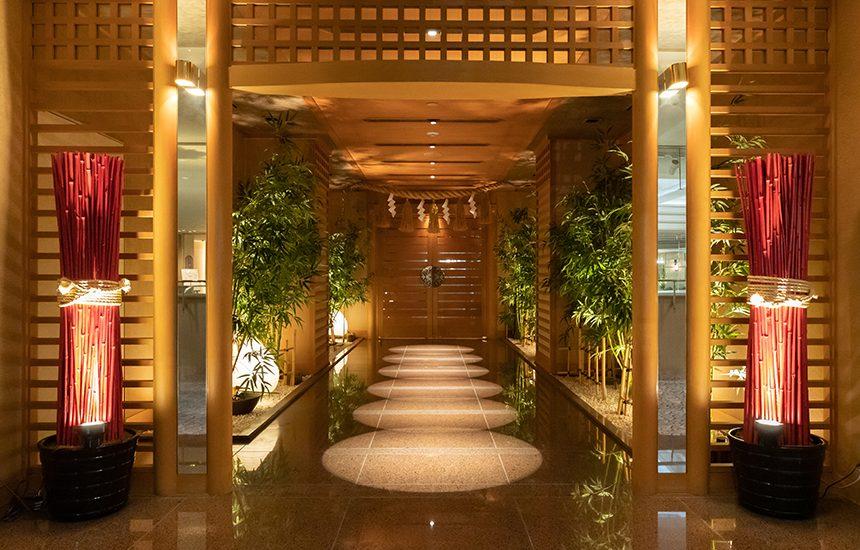 栄神殿スペース